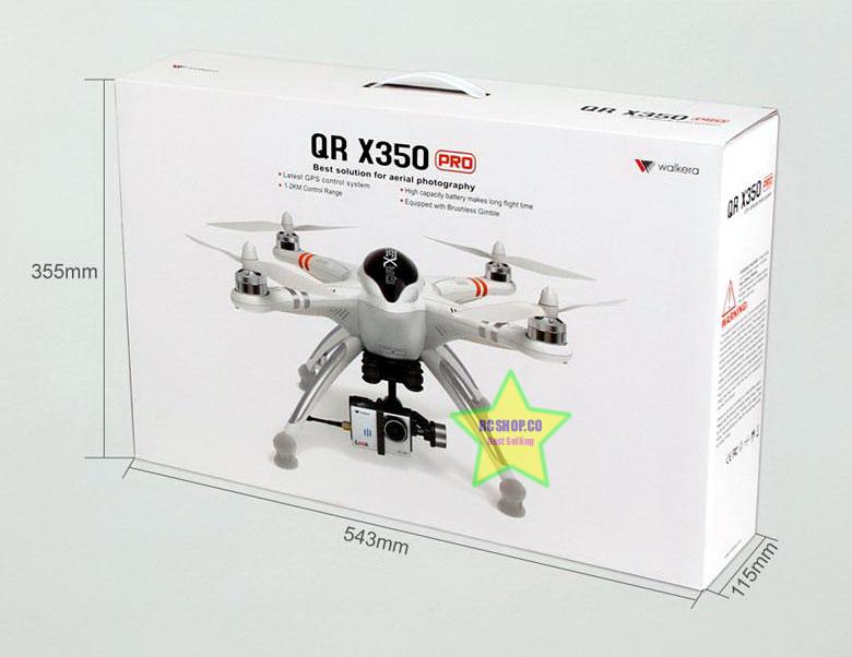 Qr x350 pro 9