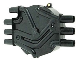 A-Team Performance D328A Distributor Cap Crab Style Compatible with Chevy Chevro