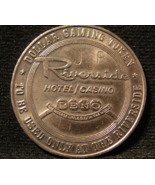 "$1.00 Casino Slot Token From: ""Jessie Beck's Riverside Casino"" - (sku#2310) - $0.99"