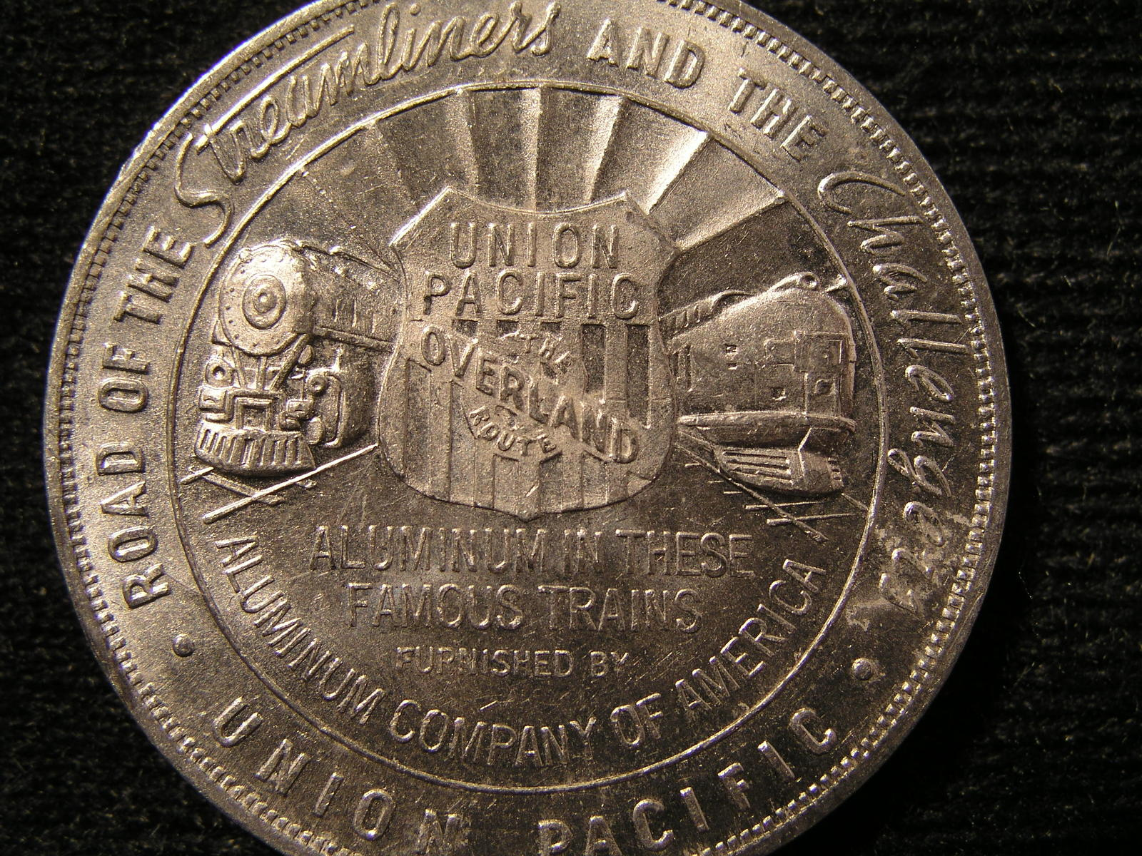 1939 GOLDEN GATE INTERNATIONAL EXPOSITION TOKEN - (sku#2311)