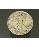 1943 Walking Liberty Half Dollar Silver Coin  - $20.00