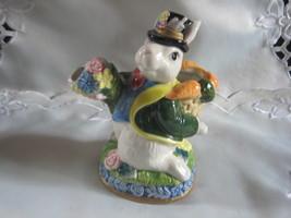 Fitz & Floyd Omnibus Rabbit - $10.00