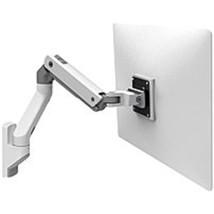 Ergotron 45-478-216 HX Wall Mount Monitor Arm - White - $212.38