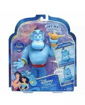 Playmates Disney Aladdin Interactive Talking Genie Figure Toy 35+ Phrase... - $24.24