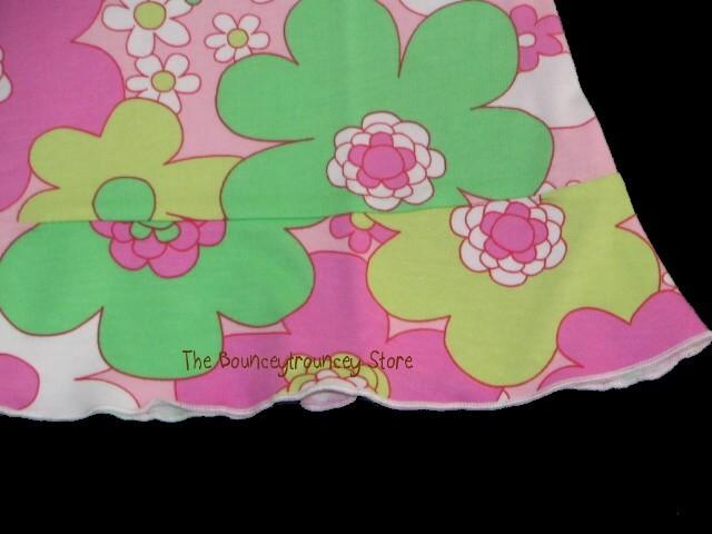 NWT SUMMER Girl Friends Anita G Floral Tank Dress Sz 2T