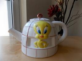 1997 Looney Tunes Tweety Teapot - $24.00
