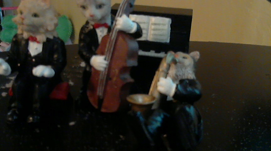 New in Box-Jazzy Cats Trio-Kitten Musician Figures