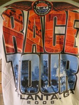 All Access American RACE TOUR Atlanta GA 2008 T-Shirt Size L - $8.90