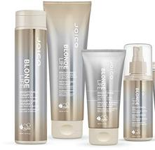 Joico Blonde Life Brightening Shampoo,Conditioner, Masque, Veil 4 pieces... - $54.89