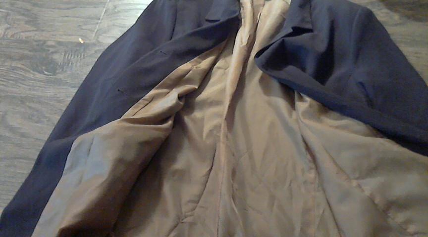 George woman's chocolate jacket blazer size 15/16