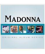 Madonna   (Original Album Series) 5 CD Boxset  - $5.98
