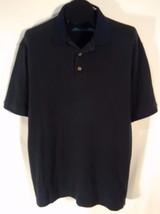 CARIBBEAN PINEAPPLE LOGO MEN'S XL BLACK SHIRT CASUAL GOLF (B) - $14.96