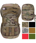 Trauma & First Aid Kit Pouch Medical Supply Small Tactical Case Bag MOLLE - $15.99+