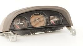 96-99 Montero Sport Voltage Temp Compass Oil Pressure Aux Dash Gauge W/Bracket image 2