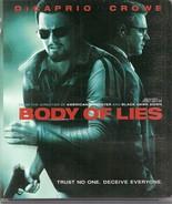 Body of Lies [Special Edition] [Includes Digital Copy] [Blu-ray] - $9.99