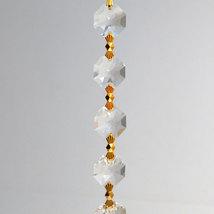 Crystal Octagon Hang Chain image 2