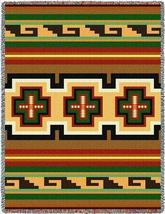 70x53 HAYAT Southwest Native Indian Design Tapestry Afghan Throw Blanket - $60.00