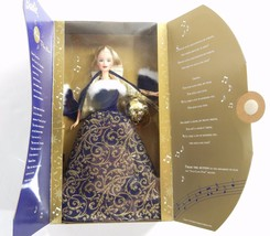 Ring in the New Year Barbie NRFB in Box Mattel 52742 w/ Musical Ornament... - $26.99