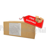 "20000 4.5 x 5.5 Plain Face Document Packing List Enclosed Envelopes 4.5""... - $321.24"