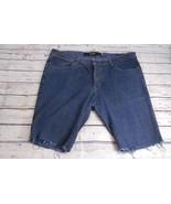 KREW KR3W Cut Off Button Fly Jean Shorts - Size 38 - $12.60