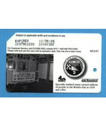 NYC World's Fair centennial Metrocard in English - $4.99