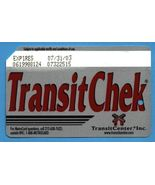 NYC TransitChek Metrocard - $8.99