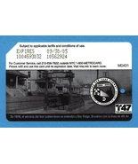 NYC Brooklyn Subway Service centennial Metrocard in Spanish - $4.99