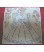 RARE 1921 Rookwood Trivet Parisian Lady- MINT cond. - $275.00