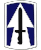 US Army 76th Infantry Brigade Combat Team Combat Service Badge  (2 inch) - $14.84