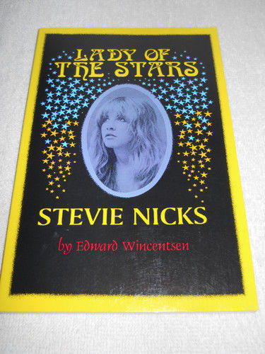 LADY OF THE STARS - STEVIE NICKS BY EDWARD WINCENTSEN (1994, Paperback)