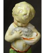 Signed Royal Worcester Friday's Child Figure 3261 - $78.39