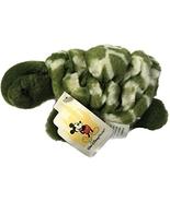 "Disney's Living Seas Epcot Green Sea Turtle Plush Stuffed Animal 7"" - $29.99"