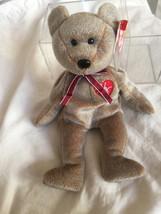 MWMT/1997 Teddy/Rare/Retired/Errors! Black eyes & brown nose!  - $1,500.00