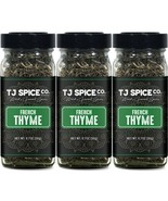 TJ Spices & Co. French Thyme (3 Pack) - $19.79