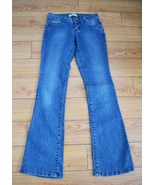 L.E.I. Ashley Low Rise Boot Cut Jeans Juniors Size 1 - $20.00