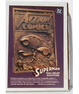 DC Superman Wall-Relief Sculpture Action Comics #1 Limited Edition 612/8... - $299.95