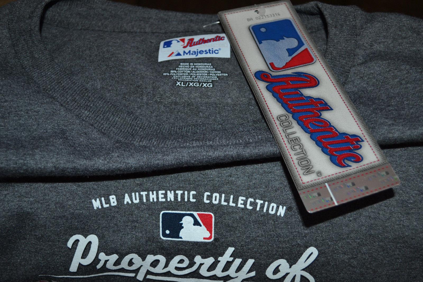 Angels Baseball Tee Shirt Majestic