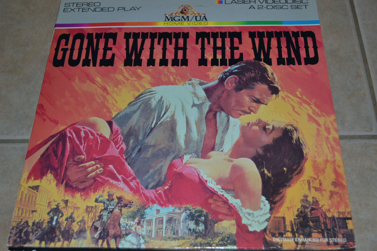 Gone with the Wind (1939) [NTSC/ANA] [ML100284] Laserdisc