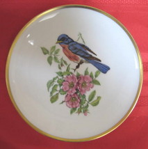 Bluebird Shumann Arzberg Golden Crown Plate - MINT - $6.99