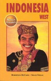 Indonesia West (Nelles Guides Series) McCarta, Robertson