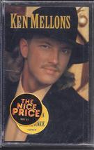 KEN MELLONS Cassette Tape, Brand New - $5.95