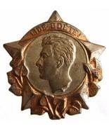 VINTAGE LIDE BDETE Julius Fuchik Czechoslovakian communist  LAPEL PIN - $9.99
