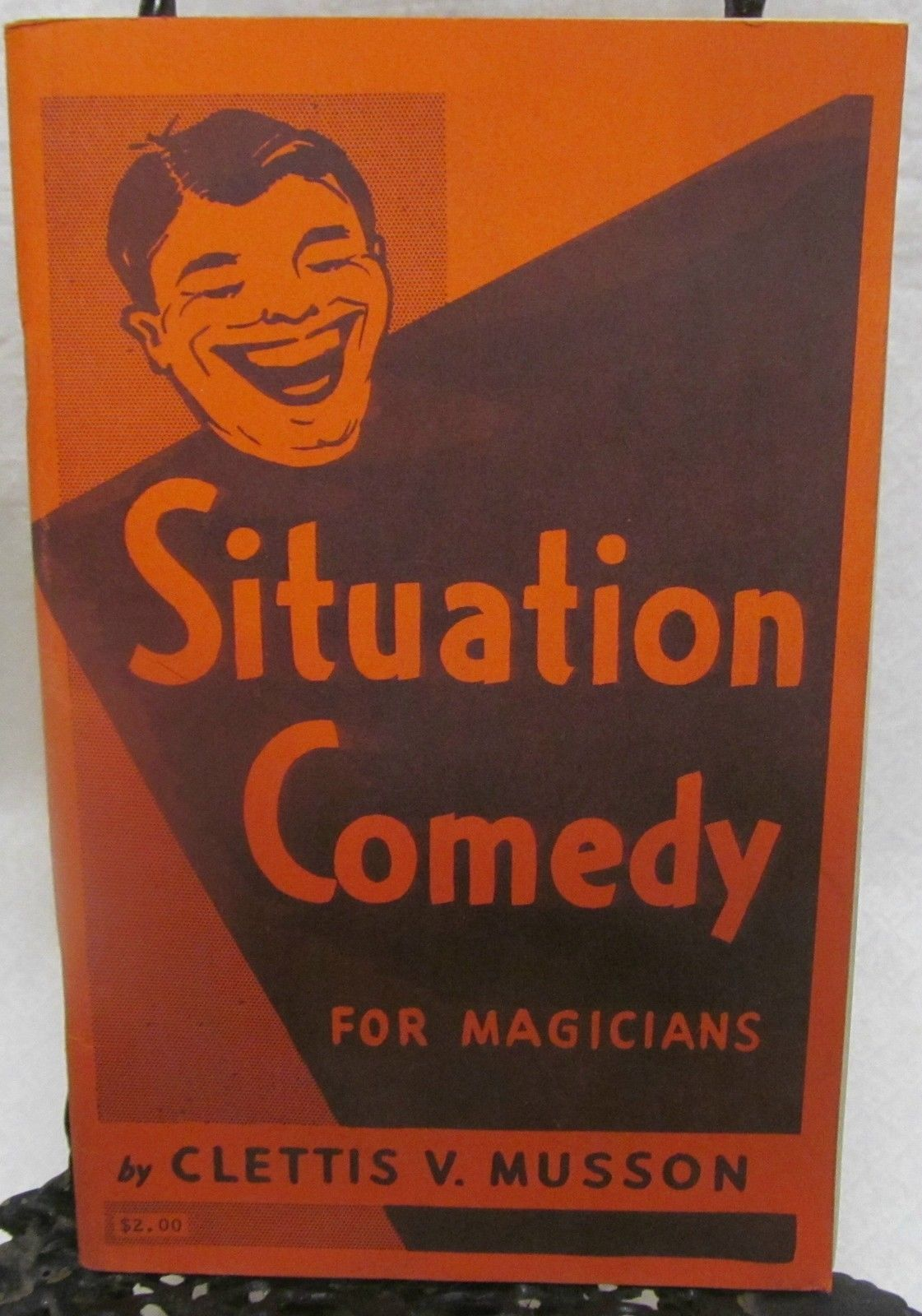 Situation Comedy for Magicians by Musson, Clettis