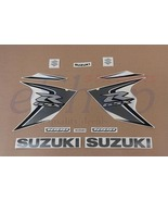 Suzuki GSX-R 1000 2008 k8 complete full decals stickers kit set White Si... - $72.00