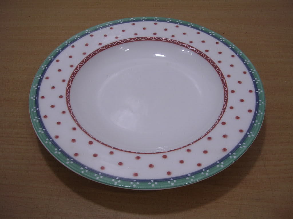 Villeroy & Boch Ascoli Soup Plate Bowl Citta & Campagna