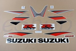 Suzuki GSX-R 1000 2005 complete decals set stickers kit K5 2006 K6 Black... - $81.00