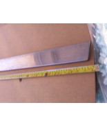 1991 1992 BROUGHAM RIGHT FRONT DOOR LOWER TRIM MOLDING OEM USED CADILLAC - $100.98