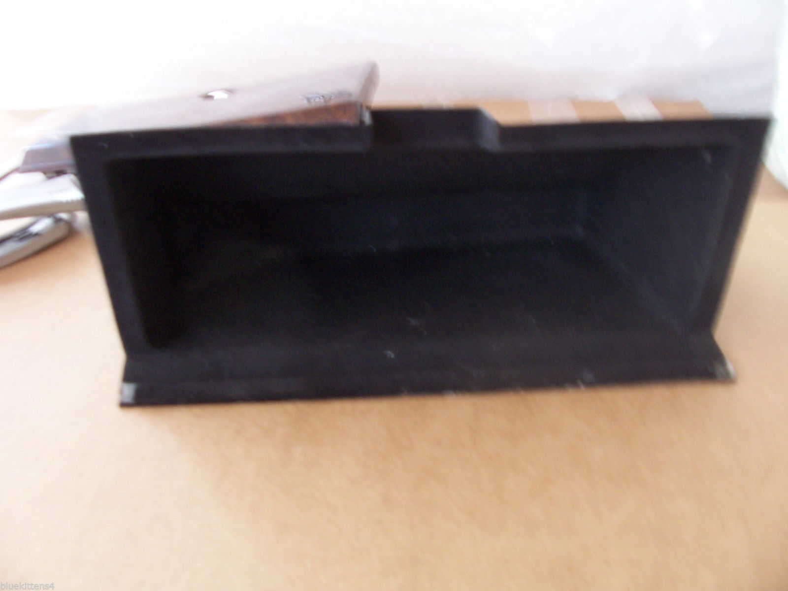 1991 CADILLAC BROUGHAM FLEETWOOD GLOVE COMPARTMENT INSERT ORIGINAL OEM PART