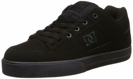Dc Men'S Pure Skate Shoe,  Black/Pirate Black, 13 D Us - $71.99+