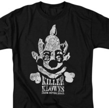 Killer Klowns From Outer Space T-shirt retro 1980's sci fi horror b movie MGM334 image 2